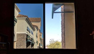 Commercial-Residential Window tint